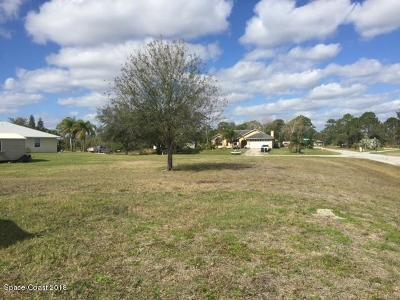 Brevard County Residential Lots & Land For Sale: 1714 SW Gould Alley SW