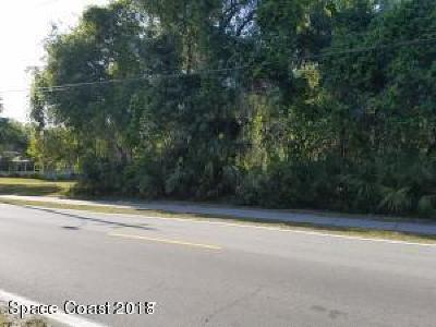 Mims Residential Lots & Land For Sale: Aurantia Road