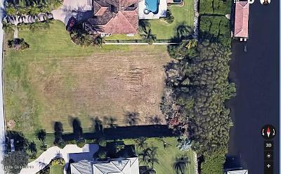 Indian Harbour Beach Residential Lots & Land For Sale: 248 Lansing Island Drive