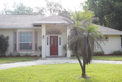 Mims Single Family Home Contingent: 3396 Lionel Road