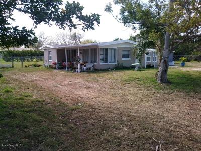 Micco Single Family Home For Sale: 3985 12th Street