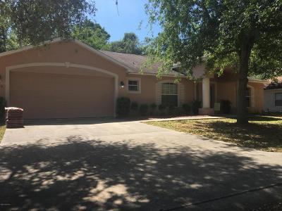 Titusville Single Family Home For Sale: 1350 Wilderness Lane