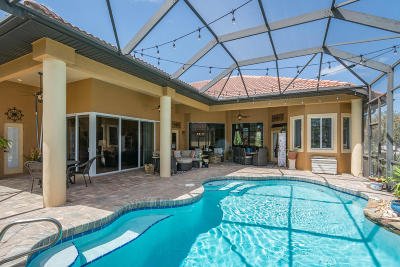 Rockledge Single Family Home For Sale: 3491 Thurloe Drive