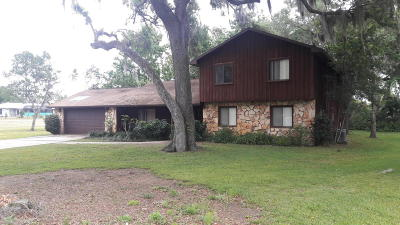 Titusville Single Family Home For Sale: 2053 Chester Court