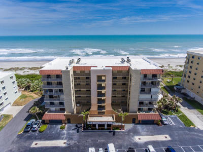 Cocoa Beach Condo For Sale: 3115 S Atlantic Avenue #503