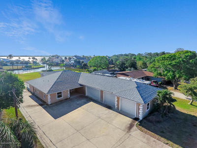 Merritt Island Single Family Home For Sale: 2030 Newfound Harbor Drive