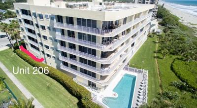 Indialantic Condo For Sale: 925 N Highway A1a #206