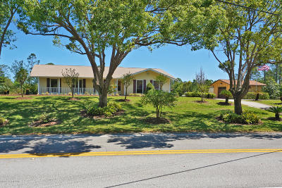Titusville Single Family Home For Sale: 5825 Windover Way