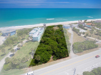 Melbourne Beach Residential Lots & Land For Sale: 5835 S Highway A1a