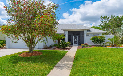 Rockledge Single Family Home For Sale: 767 Harrier Court