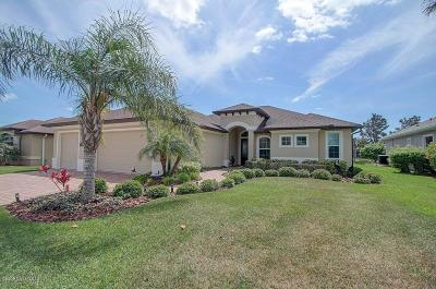 Rockledge Single Family Home For Sale: 3670 Gatlin Drive
