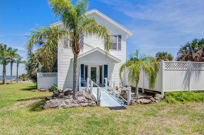 Titusville Single Family Home For Sale: 5435 Riveredge Drive