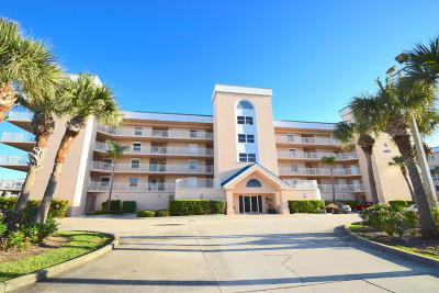 Cape Canaveral Condo For Sale: 602 Shorewood Drive #202