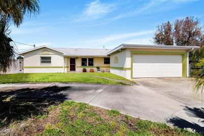 Merritt Island FL Single Family Home For Sale: $399,000