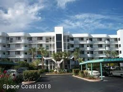 Cape Canaveral Condo For Sale: 300 Columbia Drive #3405