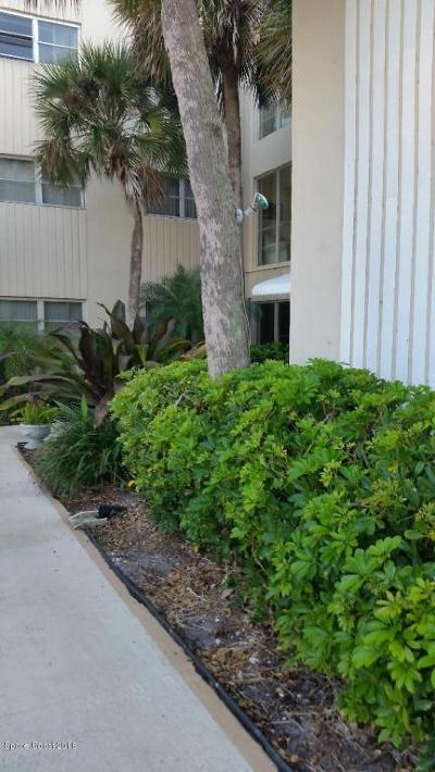 Cape Canaveral Condo For Sale: 221 Columbia Drive #124