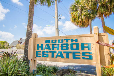 Indian Harbour Beach Townhouse For Sale: 50 Anchor Drive