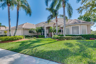 Brevard County Single Family Home For Sale: 1435 Arundel Way