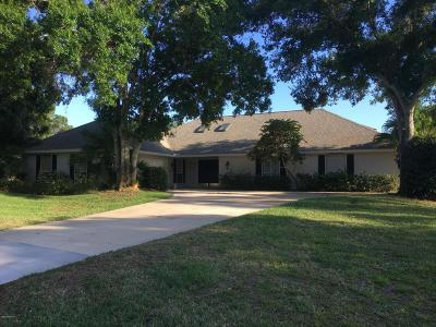 Melbourne Single Family Home For Sale: 4765 Quail Run Place