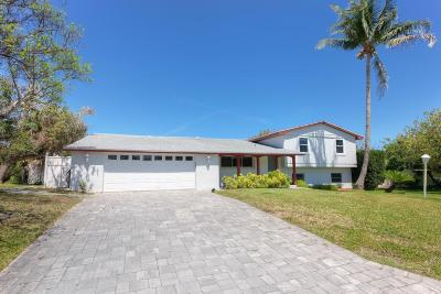 Brevard County Single Family Home For Sale: 318 Avenue B