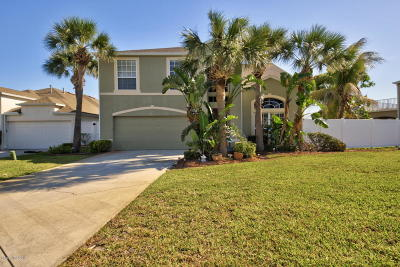 Indialantic Single Family Home For Sale: 3075 Scallop Lane