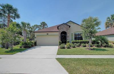 Rockledge Single Family Home For Sale: 1568 Outrigger Circle