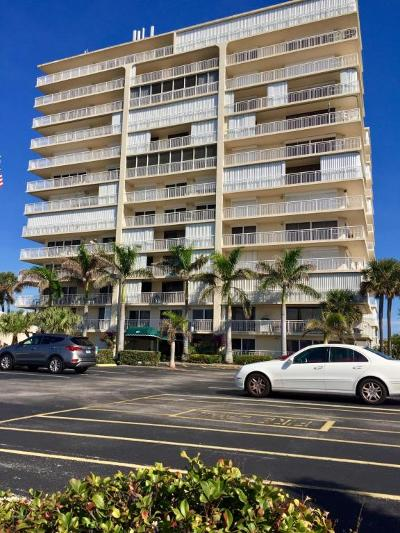 Indialantic Condo For Sale: 877 N Highway A1a #307