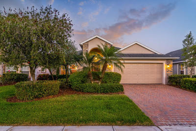 Single Family Home For Sale: 7167 Broderick Drive