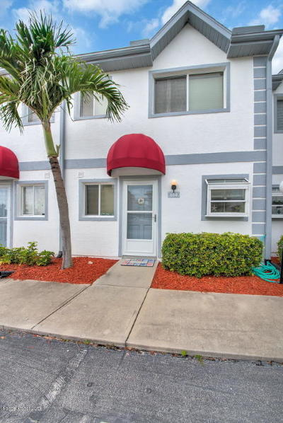 Cape Canaveral Condo For Sale: 668 Seaport Boulevard #238