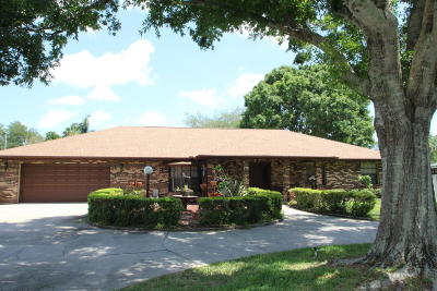 Melbourne Single Family Home For Sale: 278 Gray Road