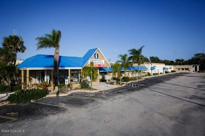 Cape Canaveral Commercial For Sale: 7191 N Atlantic Avenue