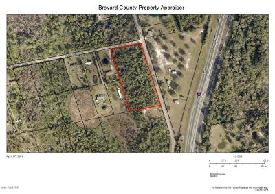 Mims Residential Lots & Land For Sale: Pine Needle Street