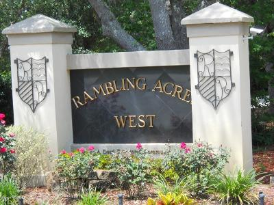 Titusville Residential Lots & Land For Sale: 3813 Rambling Acres Drive