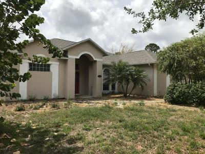Melbourne FL Single Family Home For Sale: $372,900