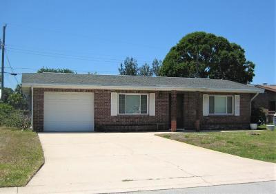 Melbourne Single Family Home For Sale: 1612 Elizabeth Street