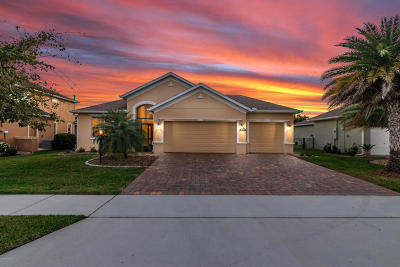 Brevard County Single Family Home For Sale: 3688 Hollisten Circle