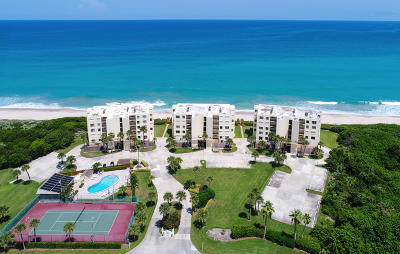 Brevard County Condo For Sale: 6309 S Highway A1a #351