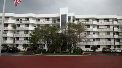 Cape Canaveral Condo For Sale: 300 Columbia Drive #203-1