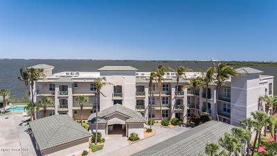 Cocoa Beach Condo For Sale: 1835 Minutemen Causeway #203