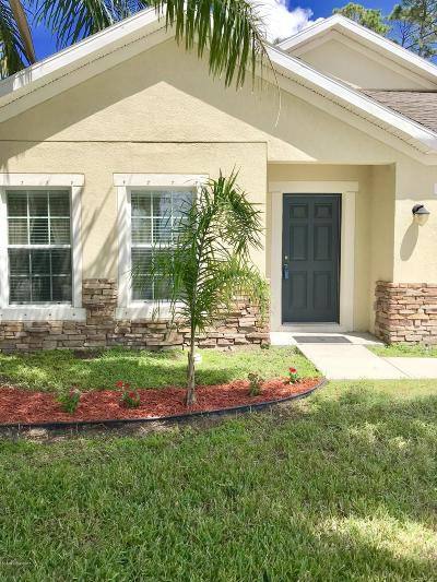 Titusville Single Family Home For Sale: 4967 Bog Hollow Road