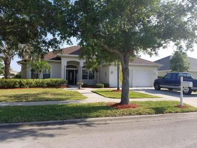 Rockledge FL Single Family Home For Sale: $410,000