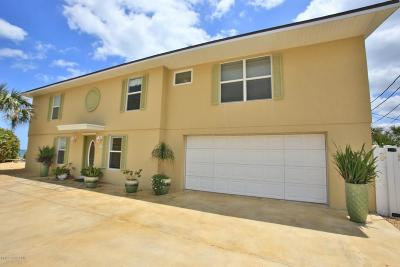 New Smyrna Beach Single Family Home For Sale: 4091 Hill Street