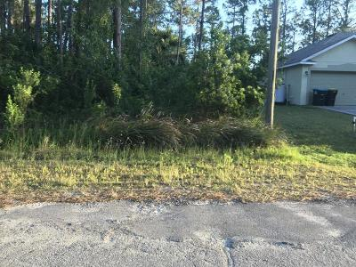 Brevard County Residential Lots & Land For Sale: 338 SW Ocarina Street