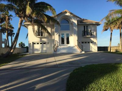 Viera, Melbourne, Indialantic, Satellite Beach, Melbourne Beach, Cocoa Beach, Eau Gallie, Palm Shores, Indian Harbour Beach, West Melbourne Single Family Home For Sale: 5995 S A1a
