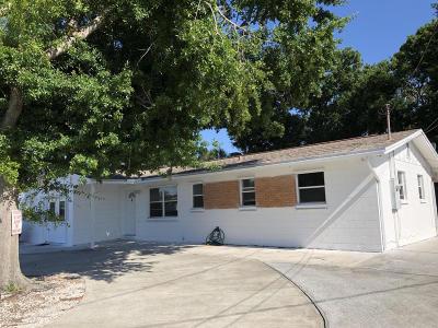 Cocoa Single Family Home For Sale: 1102 Fay Boulevard