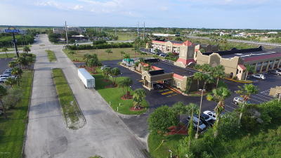 Titusville Residential Lots & Land For Sale: Xxxx Helen Hauser Blvd South