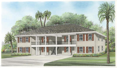 Titusville Multi Family Home For Sale: 2424 Fox Hollow Drive