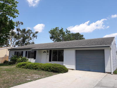 Cocoa Single Family Home For Sale: 940 Galleon Street