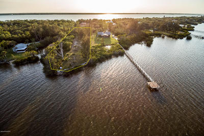 Merritt Island Residential Lots & Land For Sale: S Tropical Trail
