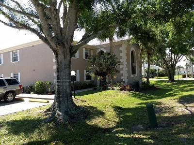 Merritt Island Condo For Sale: 4139 Cedar Creek Circle #106